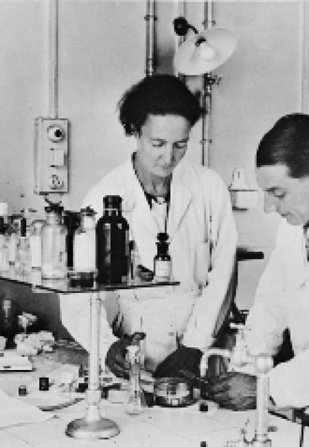 Out from the Shadows: The Story Of Irène Joliot-Curie and Frédéric Joliot-Curie