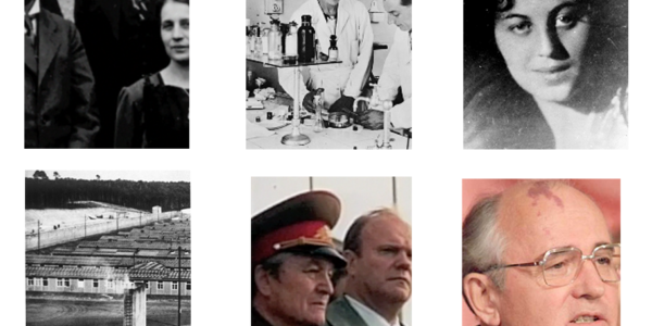 Six Film Documentary Collection – WWII, Women in Science, The Holocaust, and Russian History (Digital/Streaming)